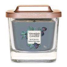 Yankee candle Svíčka ve skleněné váze Yankee Candle Ostružina, 96 g