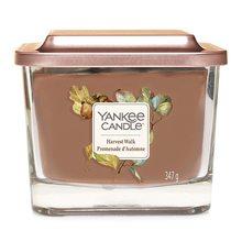 Yankee candle Svíčka ve skleněné váze Yankee Candle Sklizeň, 347 g