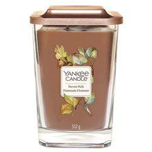 Yankee candle Svíčka ve skleněné váze Yankee Candle Sklizeň, 552 g