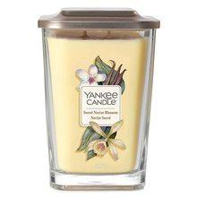 Yankee candle Svíčka ve skleněné váze Yankee Candle Sladký květinový nektar, 552 g