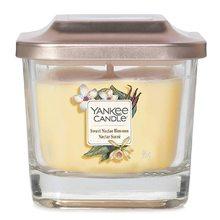 Yankee candle Svíčka ve skleněné váze Yankee Candle Sladký květinový nektar, 96 g