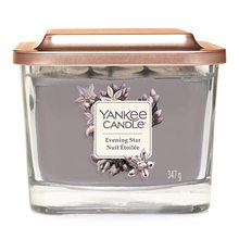 Yankee candle Svíčka ve skleněné váze Yankee Candle Večerní hvězda, 347 g