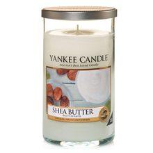 Yankee candle Svíčka ve skleněném válci Yankee Candle Bambucké máslo, 340 g