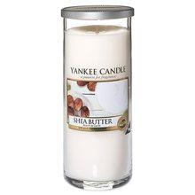 Yankee candle Svíčka ve skleněném válci Yankee Candle Bambucké máslo, 566 g