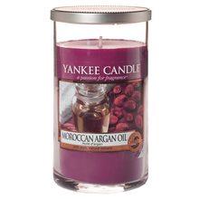 Yankee candle Svíčka ve skleněném válci Yankee Candle Marocký arganový olej, 340 g