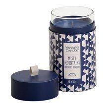 Yankee candle Svíčka ve skleněném válci Yankee Candle Mlžné hory, 340 g