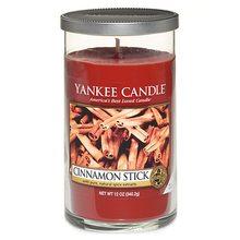 Yankee candle Svíčka ve skleněném válci Yankee Candle Skořicová tyčinka, 340 g