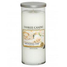 Yankee candle Svíčka ve skleněném válci Yankee Candle Svatební den, 566 g