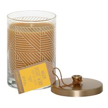 Yankee candle Svíčka ve skleněném válci Yankee Candle Teplý pouštní vítr, 283 g