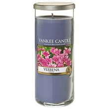 Yankee candle Svíčka ve skleněném válci Yankee Candle Verbena, 566 g