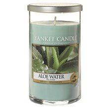 Yankee candle Svíčka ve skleněném válci Yankee Candle Voda s aloe, 340 g