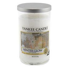 Yankee candle Svíčka ve skleněném válci Yankee Candle Zářivá zima, 340 g