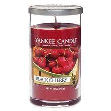 Yankee candle Svíčka ve skleněném válci Yankee Candle Zralé třešně, 340 g
