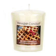 Yankee candle Svíčka Yankee Candle Belgické vafle, 49 g