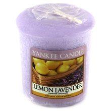 Yankee candle Svíčka Yankee Candle Citrón a levandule,   49 g