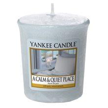 Yankee candle Svíčka Yankee Candle Klidné a tiché místo, 49 g