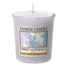 Yankee candle Svíčka Yankee Candle Sladké nic, 49 g