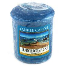 Yankee candle Svíčka Yankee Candle Tyrkysová obloha,   49 g