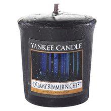 Yankee candle Svíčka Yankee Candle Zasněné letní noci, 49 g