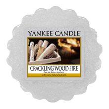 Yankee candle Vonný vosk Yankee Candle Praskající oheň, 22 g