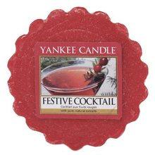 Yankee candle Vonný vosk Yankee Candle Sváteční koktejl, 22 g