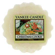 Yankee candle vosk Christmas Cookie