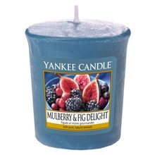 Yankee candle votiv Mulberry & Fig Delight