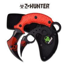 Z Hunter Z HUNTER ZB-109RB COMBO KNIFE 2 PIECE SET