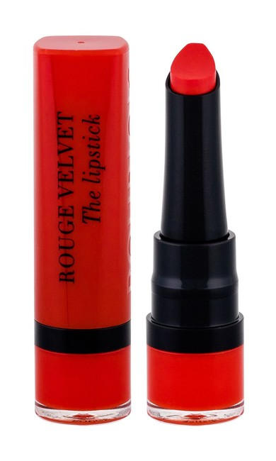 Bourjois Bourjois Paris Rouge Velvet The Lipstick 2,4g - 07 Joli Carmin'ois