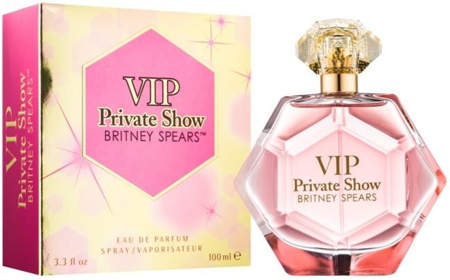 Britney Spears Britney Spears VIP Private Show parfémovaná voda Pro ženy 100ml