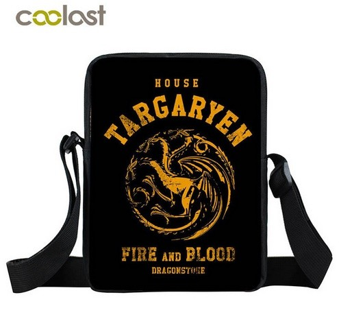 Game of Thrones Cestovní taška Targaryen
