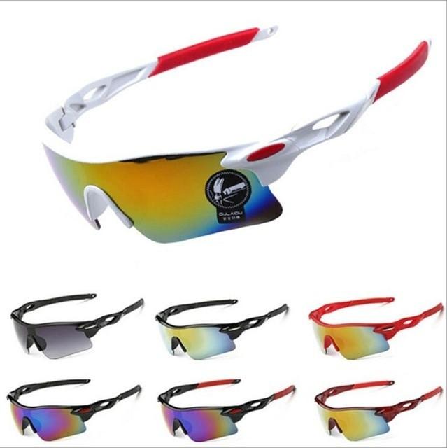 Copozz Cyklistické brýle / sportovní brýle, UV 400 - 6 barev