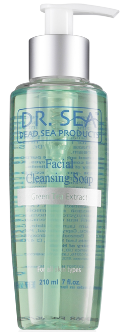 DR. SEA DR. SEA Green Tea Deep Cleansing Facial Soap 210ml