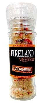 Fireland Foods Fireland MeerSALZ Habanero, 100g Stupeň pálivosti: 7/12