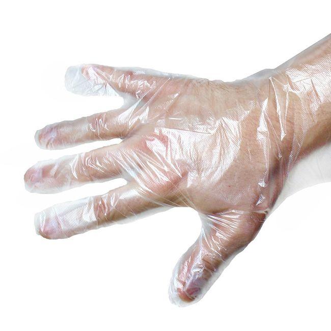 High Life Jednorázové mikrotenové rukavice 100 ks