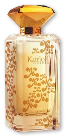 Korloff Korloff Gold parfémovaná voda Pro ženy 88ml TESTER