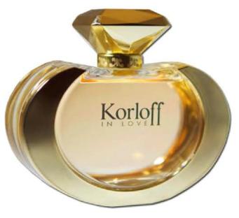 Korloff Korloff In Love parfémovaná voda Pro ženy 100ml TESTER