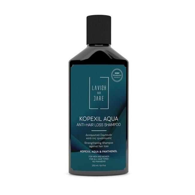Lavish Care Lavish Care Kopexil Aqua šampon proti padání vlasů 250ml