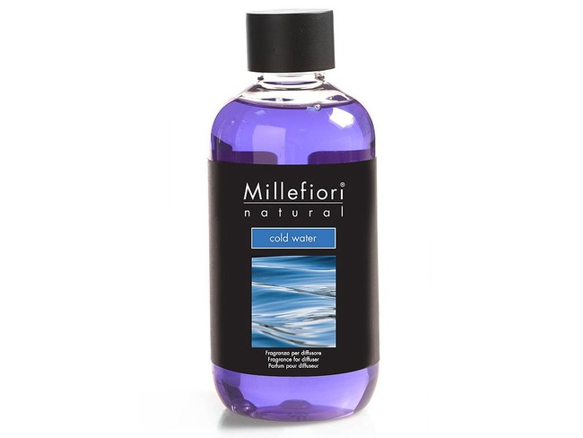 Millefiori Milano Natural Náplň pro difuzér 250ml/Cold Water