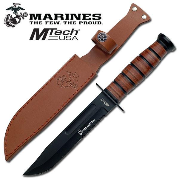 MTech M-Tech USA MT-122MR Fixed Blade Knife