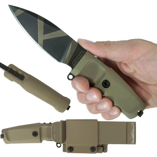 Extrema Ratio Nůž Extrema Ratio Shrapnel OG Desert Warfare