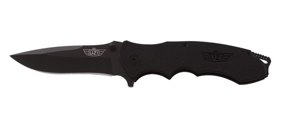 UZI Nůž UZI Silver Star G10 Black