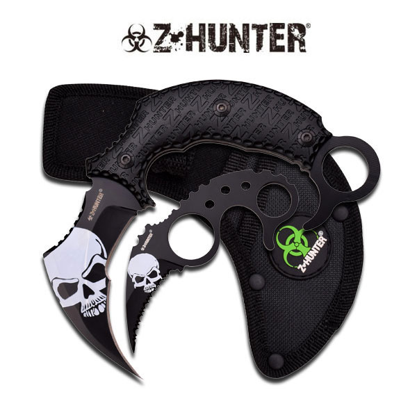 Z Hunter SET KARAMBIT Z-HUNTER ZB109BK