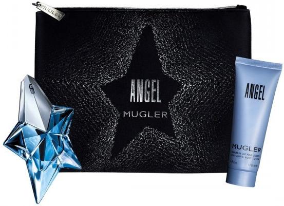 Thierry Mugler Thierry Mugler Angel W EDP 25ml + BL 50ml + kosmetická taška