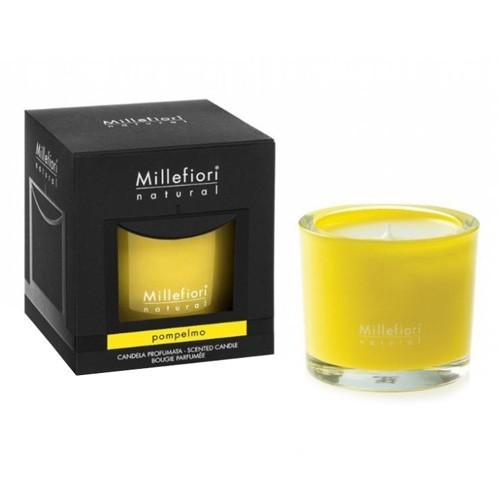 Millefiori Milano Vonná svíčka Millefiori Milano Grep, Natural, 180 g
