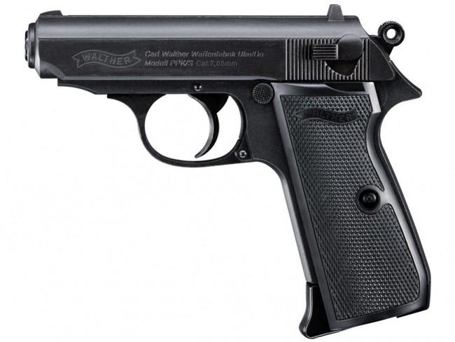 Umarex Vzduchová pistole Walther PPK/S
